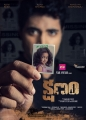 Actor Adivi Sesh in Kshanam Movie First Look Poster