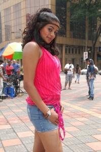 Priyamani Hot in Kshetram Movie Stills