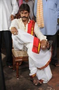 Jagapathi Babu @ Kshetram Movie Stills