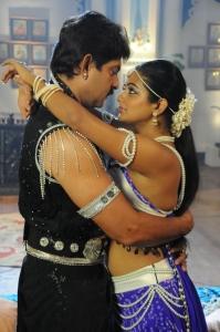 Jagapathi Babu Priyamani @ Kshetram Movie Stills