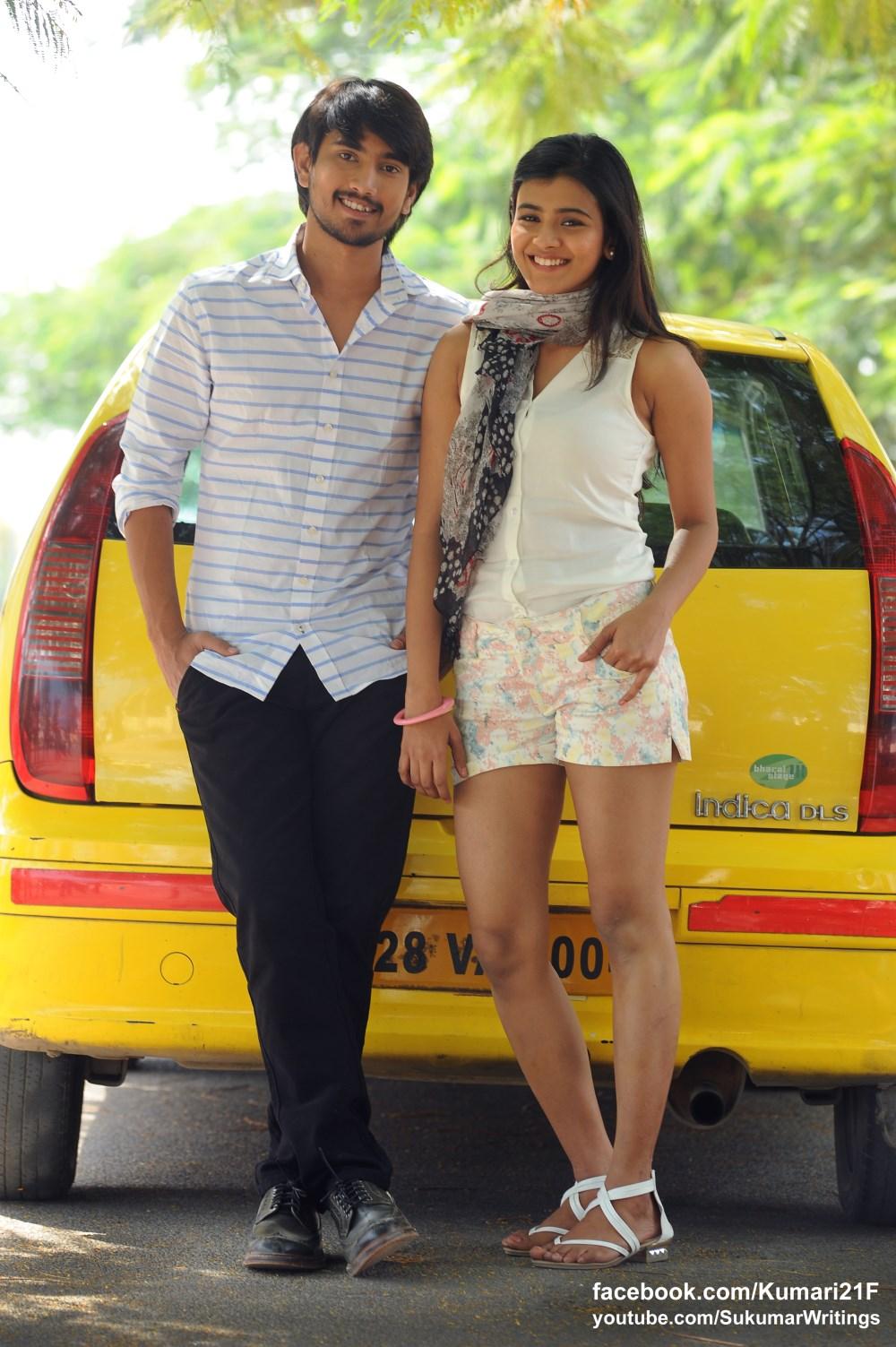 Hebah patel images 2 - Raj Tarun Hebah Patel In Kumari 21f Movie Stills