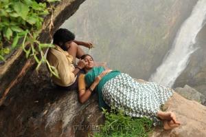 Vikram Prabhu, Lakshmi Menon in Kumki Latest Photos