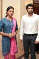Lakshmi Menon, Vikram Prabhu Kumki Meet The Press Photos