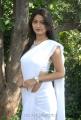 Beautiful Heroine Kumkum in White Saree Hot Stills