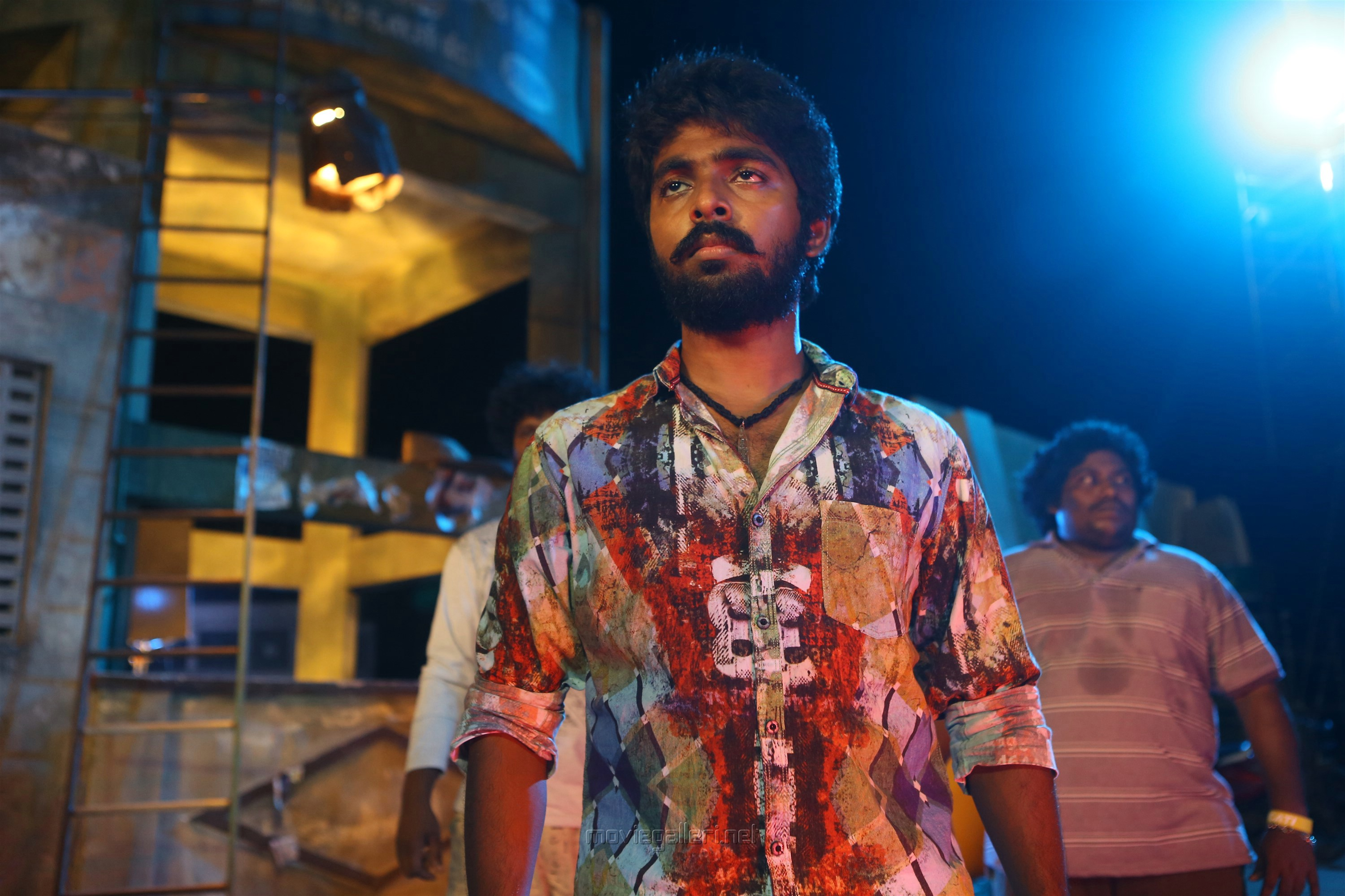 Hero GV Prakash in Kuppathu Raja Movie Stills HD