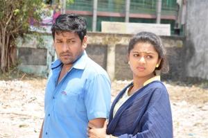 Vidharth, Delna Davis in Kurangu Bommai Movie Stills