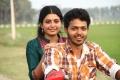 Swathi, Lagubaran in Kurrakaruki Thondarekkuva Movie Stills