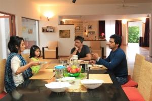 Arjun, Prasanna, Varalaxmi in Kurukshetram Movie Stills HD