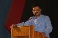 Producer Munirathna @ Kurukshetram Movie Press Meet Photos