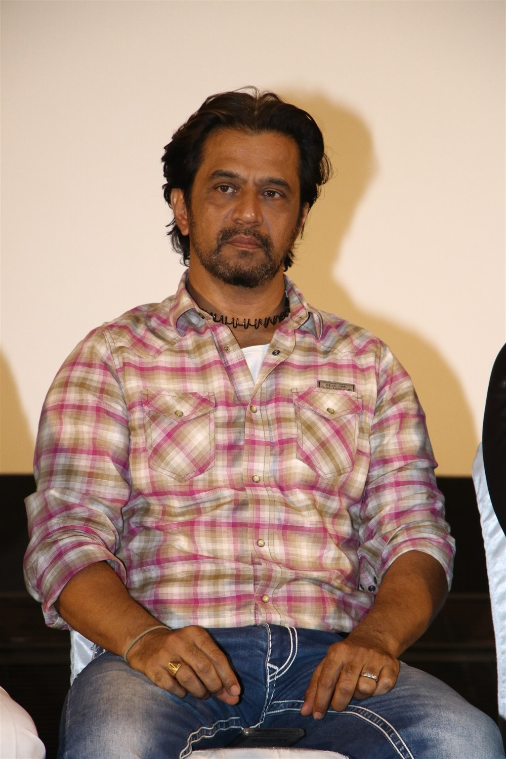 Actor Arjun @ Kurukshetram Movie Press Meet Photos