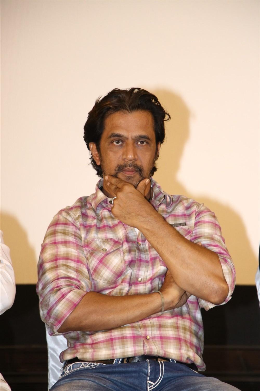 Actor Arjun @ Kurukshetram Movie Press Meet Photos