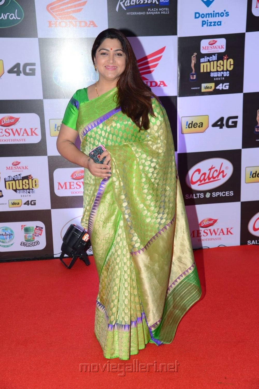 Kushboo Tamil Hot Cheap picture 1063869   tamil actress kushboo pics @ mirchi music awards