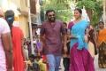 M.Sasikumar, Lakshmi Menon in Kutti Puli Movie Photos