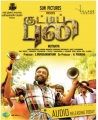 Sasikumar in Kutti Puli Movie Release Posters