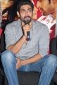 Rana Daggubati at KVJ Movie Team Donate 2Laks to Nice Trust Photos