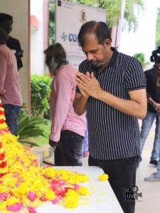 RK Selvamani @ Laabam Movie Trailer Launch Stills