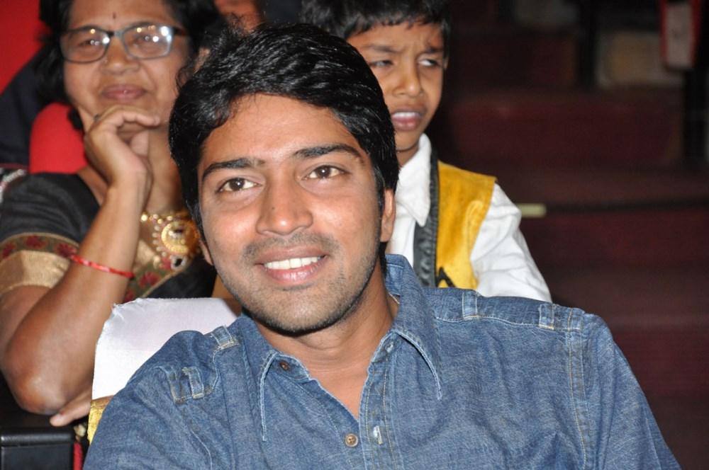 Allari Naresh @ Lacchimdeviki O Lekkundi Movie Audio Launch Stills