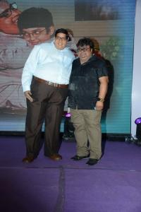 Allari Naresh, Chakri @ Laddu Babu Audio Launch Function Stills