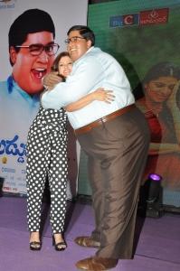 Actor Allari Naresh @ Laddu Babu Audio Launch Function Stills