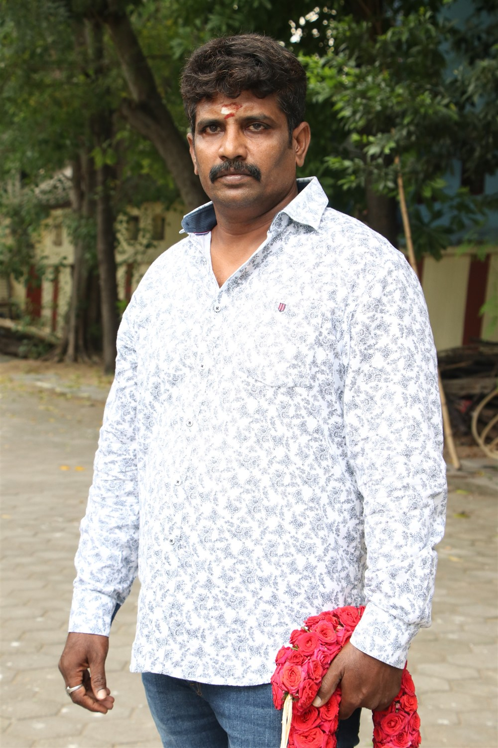 Billa Jagan @ Laddu Movie Pooja Stills
