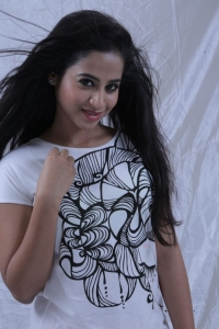Actress Swathi Deekshith in Ladies & Gentleman Telugu Movie Stills