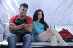 Chaitanya Krishna, Swathi Deekshith in Ladies & Gentleman Telugu Movie Stills
