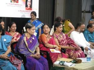 Sachu, Sudha Ragunathan at Ladies Special Tamil Magazine 15th Anniversary Stills