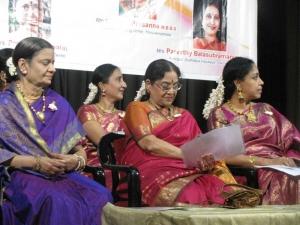 Sachu, Sudha Ragunathan at Ladies Special Tamil Magazine 15th Anniversary Photos