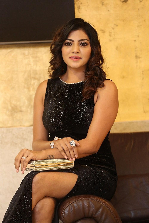 Actress Lahari Shari Photos @ Thipparaa Meesam Pre Release