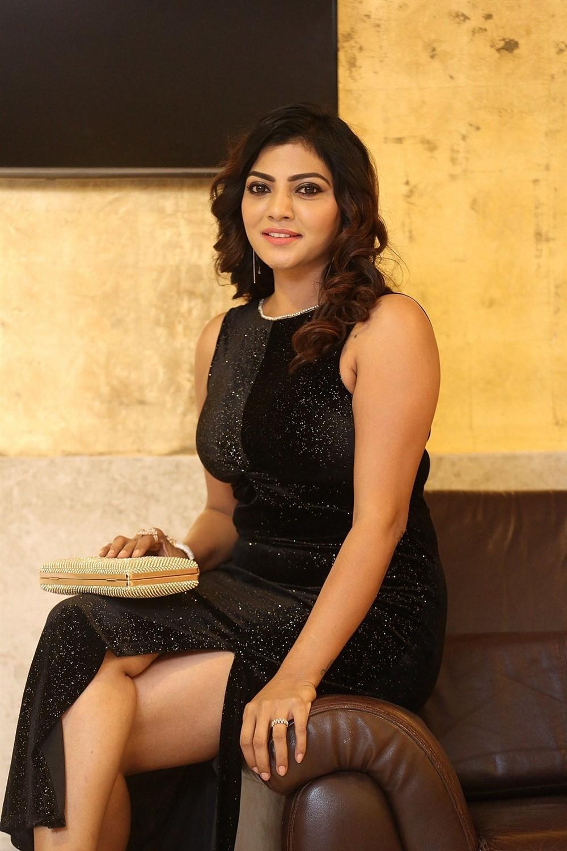 Thippara Meesam Movie Actress Lahari Shari Photos