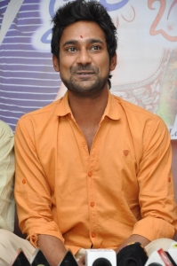 Actor Varun Sandesh @ Laila O Laila Movie Press Meet Stills