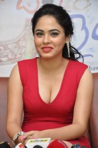 Actress Malobika Banerjee @ Laila O Laila Movie Press Meet Stills