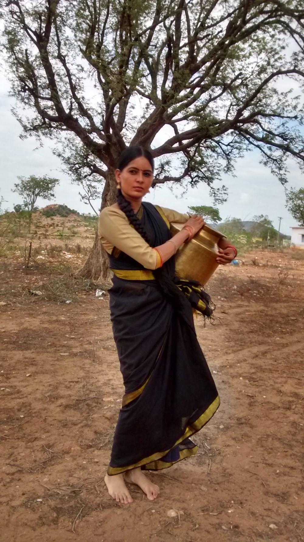 Actress Madhumitha in Lajja Movie Stills