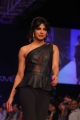 Priyanka Chopra walked the ramp at Lakmé Fashion Week Winter/Festive 2013