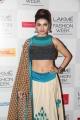Actress Prachi Desai @ Lakme Fashion Week 2013 Day 5 Stills