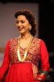 Juhi Chawla walks the ramp for Shruti Sancheti
