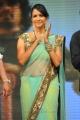 Lakshmi Manchu Prasanna in Green Transparent Saree