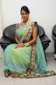 Lakshmi Manchu in Transparent Saree Hot Stills