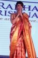 Actress Lakshmi Manchu Ramp Walk Photos @ Radha Krishnan Silk Sarees Launch