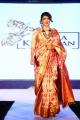 Actress Lakshmi Manchu @ Radha Krishnan Launch at Jubilee Hills, Hyderabad