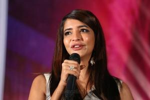 Actress Manchu Lakshmi Latest Pics @ Wife of Ram Trailer Launch