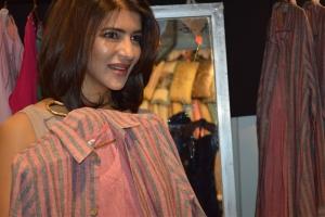 Actress Lakshmi Manchu launches PRETX Exhibition Photos