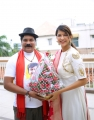 Vijay Yalankanti @ Lakshmi Manchu - Manchu Entertainments Prod. No. 4 Movie Pooja Stills