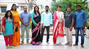 Lakshmi Manchu Entertainments Prod No 4 Movie Pooja Stills