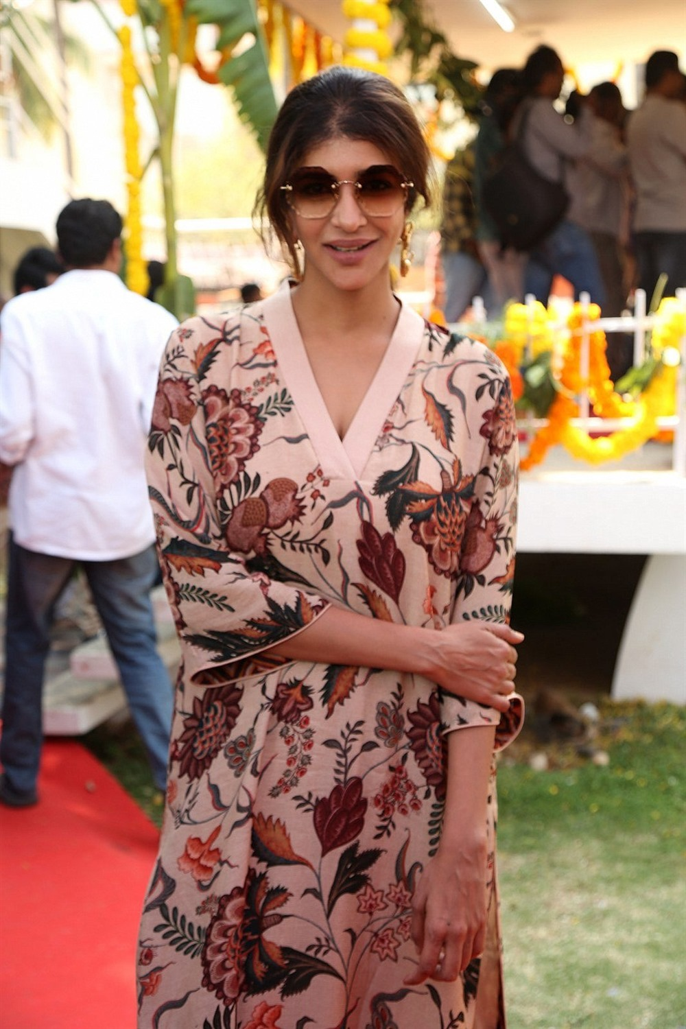 Actress Lakshmi Manchu New Photos @ Aman Movie Launch