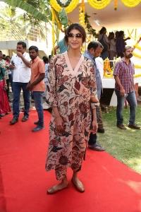 Actress Lakshmi Manchu New Photos @ Aman Debut Movie Launch