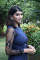 Actress Lakshmi Manchu Photos in Blue Dress