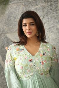 Actress Lakshmi Manchu Pictures @ Wife Of Ram Movie Promotions