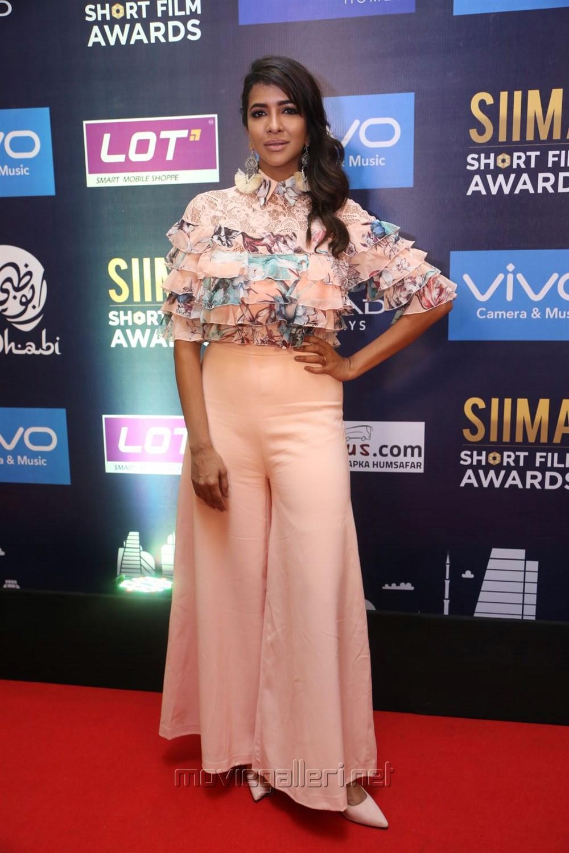 Actress Manchu Lakshmi Pics @ SIIMA Short Film Awards 2017