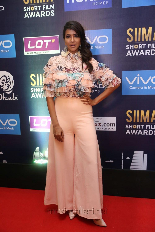Actress Manchu Lakshmi Prasanna Pics @ SIIMA Short Film Awards 2017